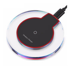 Load image into Gallery viewer, Ultra Slim Wireless Fast Charging Pad