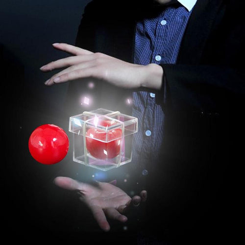 Use New 2019 Magic Trick Props for Conjuring Tricks -Small Magic Ball | Learning Magic Made Easy