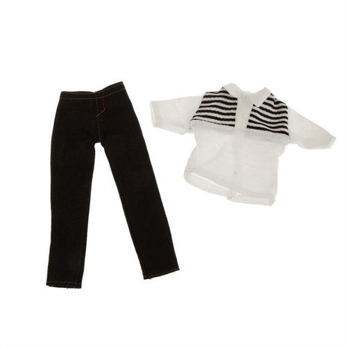 Cool New Doll Clothes - Casual Clothing T-shirt And Pants