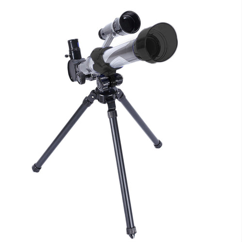Cool Fold-able Astronomical Telescope With Finder Scope For Kids
