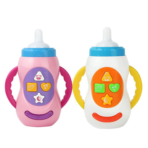 Early Educational Baby Toy Music Bottle