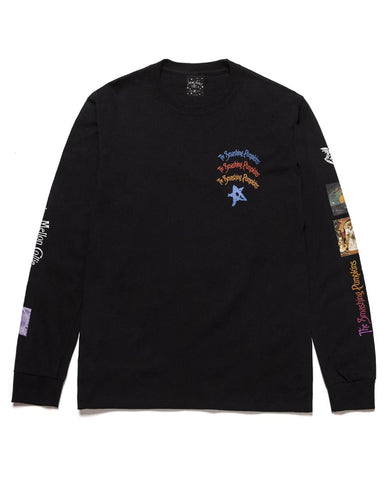 BULLET LONG SLEEVE T-SHIRT BLACK