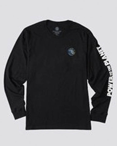 MOTTILAA PLANET LS FLINT BLACK