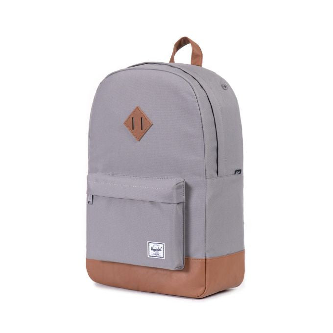 Backpack HERSCHEL HERITAGE BACKPACK POLY GRAY