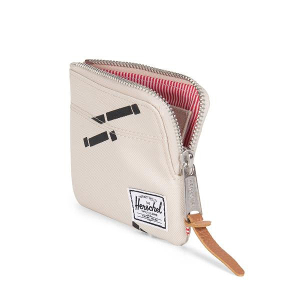 HERSCHEL -JOHNNY 600D POLY NTRL CODE  - 2