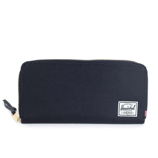 HERSCHEL -AVENUE 600D POLY BLACK  - 2