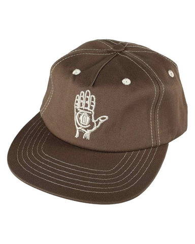 Hand Of Theories Strap Back Brown