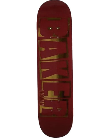 RZ BRAND MAME RED / FOIL 8.38