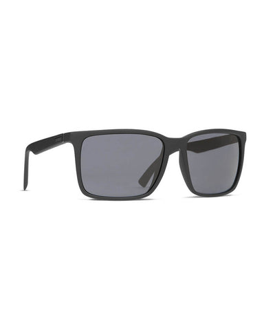 LESMORE BLACK SATIN / GREY LENS
