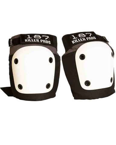 FLY KNEE PADS GREY BLACK