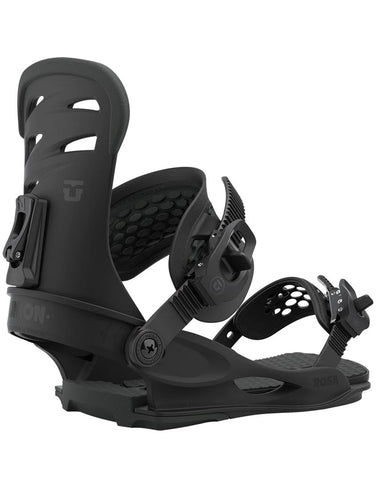 Union ROSA black 2021 womens snowboard bindings
