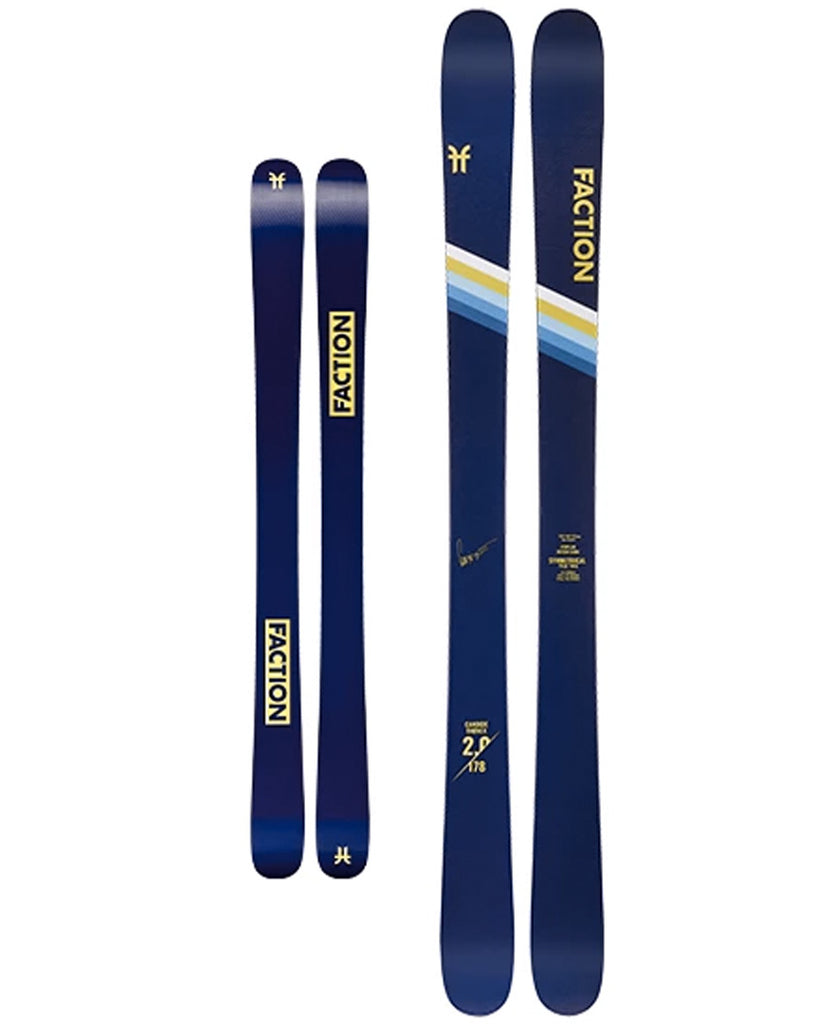 Skis FACTION CANDIDE 2.0 184 2020 PRÉ-COMMANDER