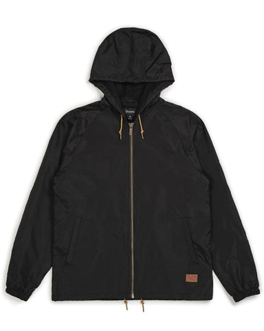 CLAXTON JACKET BLACK
