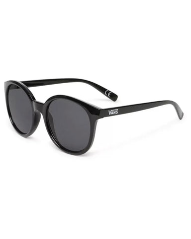 RISE AND SHINE SUNGLASSES BLACK/SMOKE