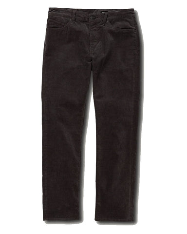 SOLVER MODERN FIT 5 CORDUROY POCKET - ASPHALT BLACK