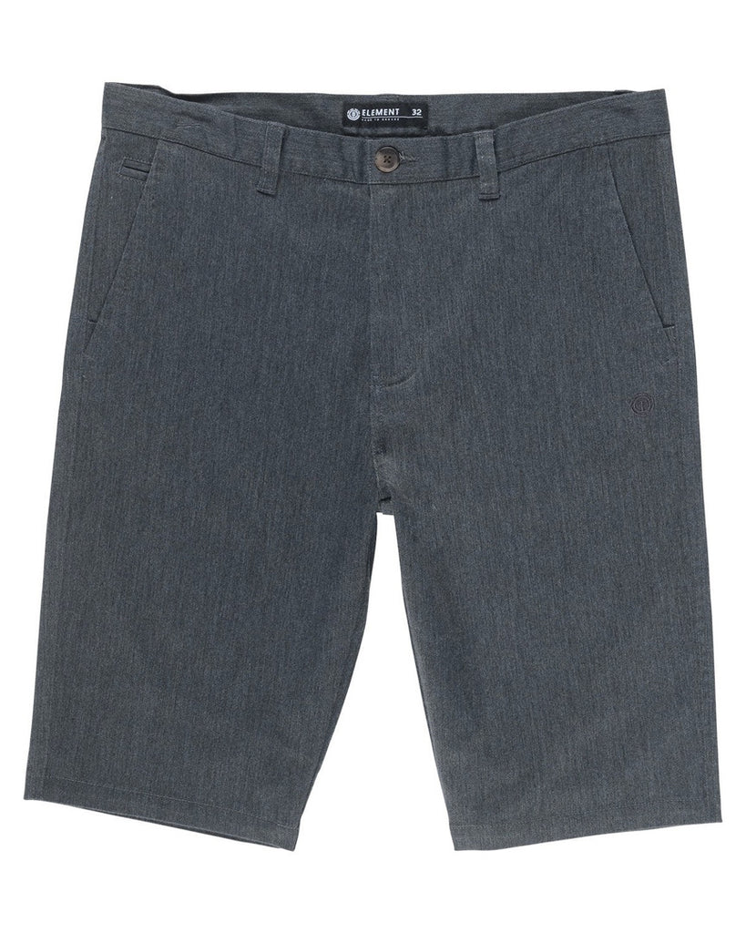 Short ELEMENT HOWLAND CLASSIC WK CHARCOAL HEATHER