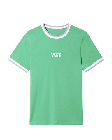 TAFFRAIL T-SHIRT FERN GREEN
