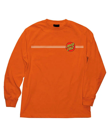 CLASSIC DOT LS ORANGE