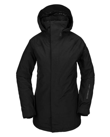 LEDA GORE-TEX JACKET BLACK