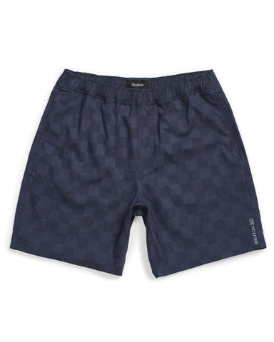 STEADY X SHORT WASHED NAVY