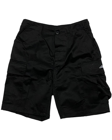ADRE CARGO SHORT RELAXED FIT BLACK