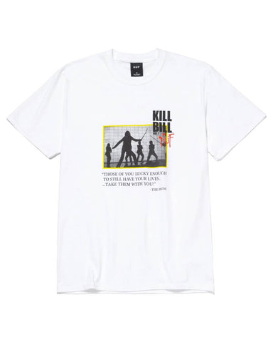 DEATH LIST SS TEE WHITE
