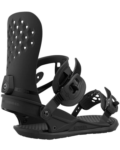 UNION STRATA BLACK 2021 SNOWBOARD BINDINGS