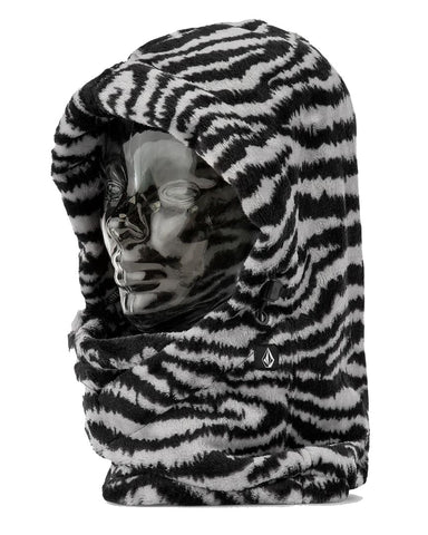 Advent Hoodie White Tiger