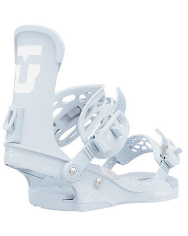 UNION TRILOGY POWDER BLUE 2021 WOMEN SNOWBOARD BINDINGS
