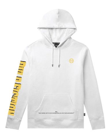 PULP FICTION MIA PULLOVER HOODIE WHITE
