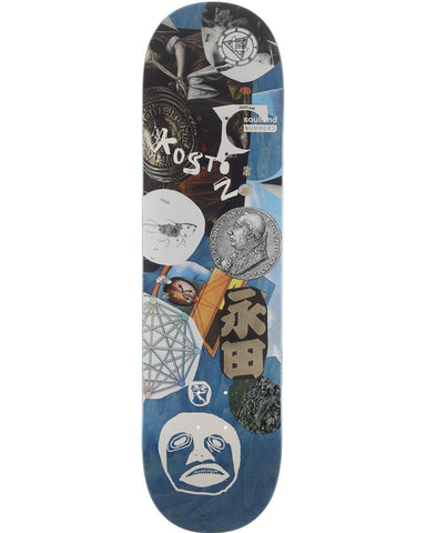KOSTON DECK EDITION 7 BLUE 8.5