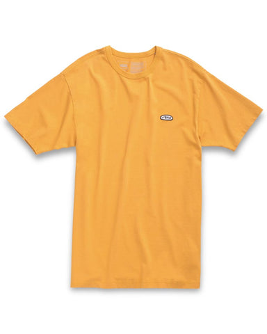 OFF THE WALL CLASSIC COLOR MULTIPLIER TEE - GOLD