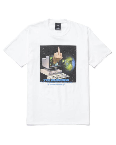 Y2K DAY T-SHIRT WHITE