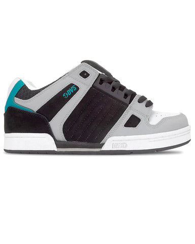 CELSIUS BLACK-CHARCOAL-WHITE-TURQUOISE