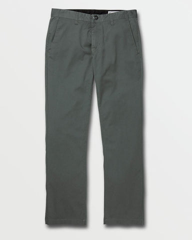 FRICKIN MODERN STRETCH CHINO PANTS -FIR GREEN