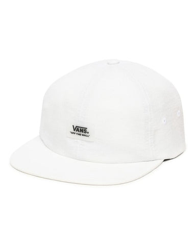 ROCCA JOCKEY HAT - WHITE