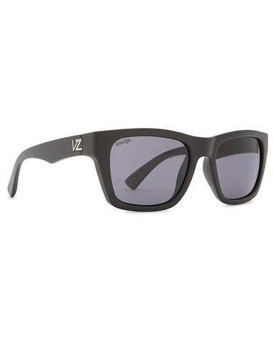 MODE POLARIZED BLACK GLOSS / WILDLIFE VINTAGE GREY POLARIZED LENS