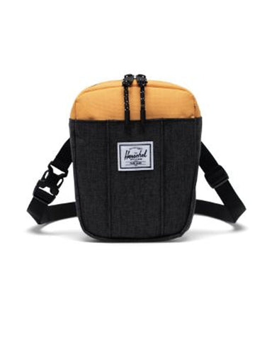 CRUZ CROSSBODY BLACK X / BLACK / BLAZING ORANGE