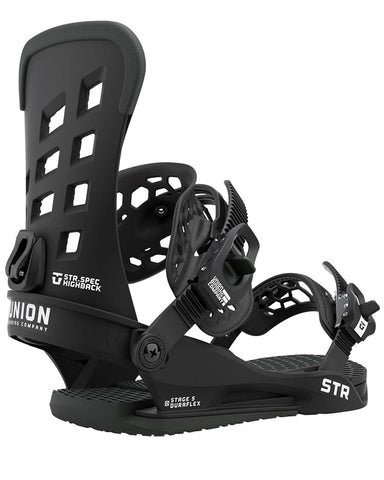 UNION STR BLACK 2021 SNOWBOARD BINDINGS