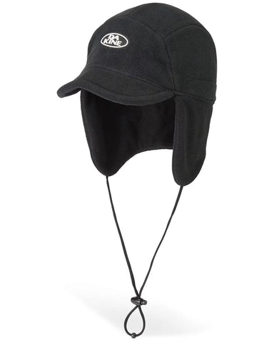 FELIX FLEECE CAP BLACK