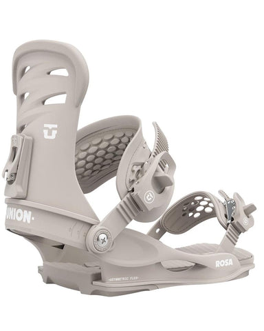 Union ROSA WARM GREY 2021 womens snowboard bindings