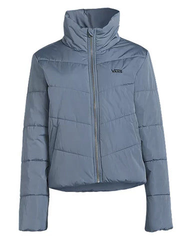 Foundry V Puffer Jacket Mte-1 - Cement Blue