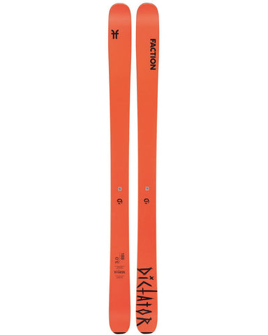 FACTION DICTATOR 3.0 180 2020 SKIS