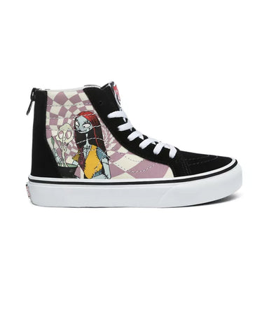 KIDS SK8-HI ZIP DISNEY SALLY'S POTION