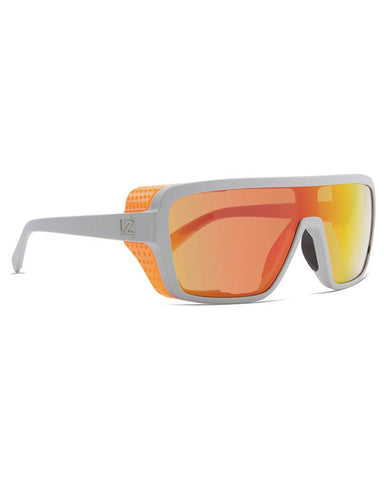 DEFENDER BATTLE SHIP GRAY / BRONZE ORANGE CHROME LENS