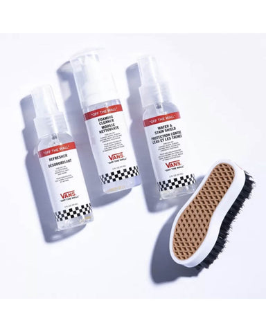 SHOE CARE TRAVEL KIT WHITE