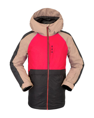 Kids Holbeck Insulated Jacket - Red