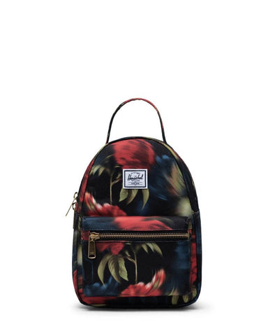 NOVA BACKPACK MINI BLURRY ROSES