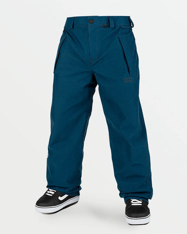 ARTHUR LONGO GORE-TEX PANTS - BLUE
