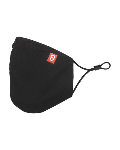 ERGONOMIC 3L FACEMASK BLACK